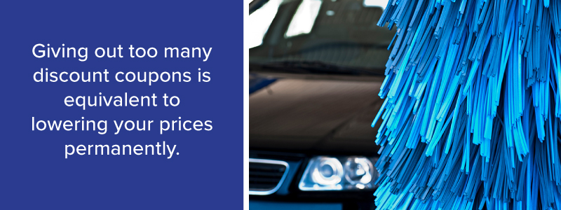 Coupons Can Impact Your Revenue From Car Wash