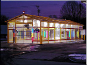 Custom Car Wash Building | Start Your Own Business ...