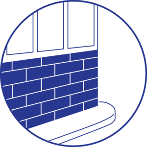 blue brick icon
