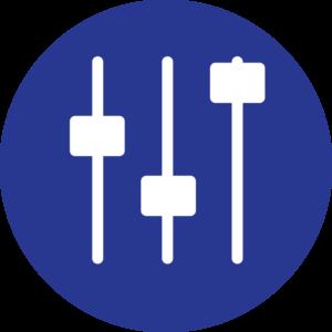settings logo