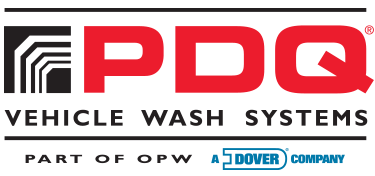 pdq vehicle wash systems logo