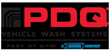 pdq vehicle wash systems logo