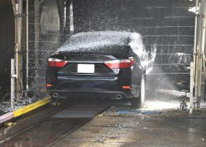 Car Wash Car