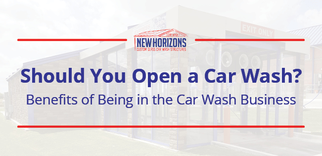 How Much Money To Open A Car Wash