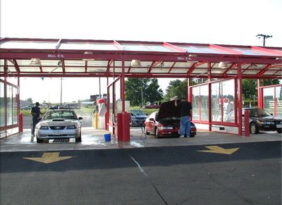 Car wash design self service car wash structures be your own boss culpeper self serve lg solutioingenieria Choice Image