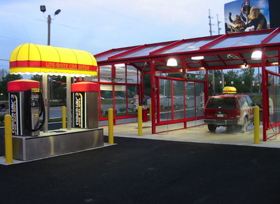 Car wash design self service car wash structures be your own boss lite brite ss2 malvernweather Image collections